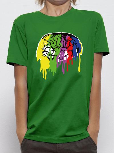 """T-shirt enfant """"Cerveau"""""""