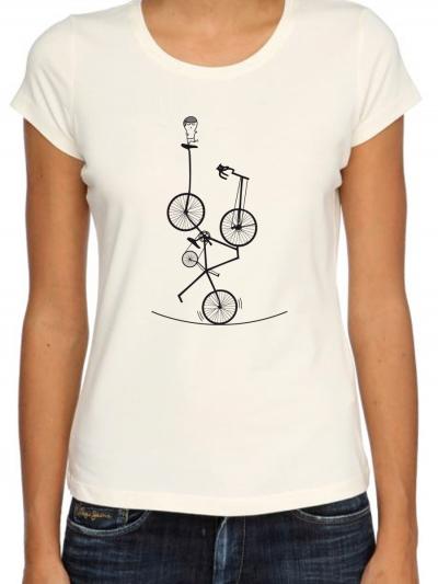 """T-shirt femme """"Sur le fil"""""""