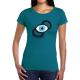 "T-shirt femme ""Oeil à bras"""