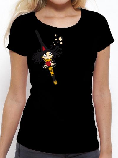 """T-shirt femme """"Ouvrir son coeur"""""""