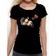 "T-shirt femme ""Rever sa vie"""