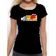 """T-shirt femme """"Sans balle"""""""