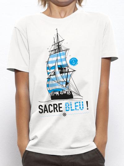 "T-shirt enfant ""Sacre bleu"""