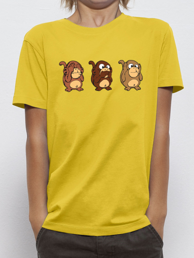 "T-shirt enfant ""Singes"""