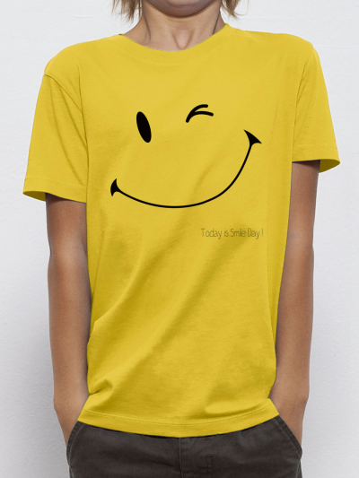 "T-shirt enfant ""Smiley"""