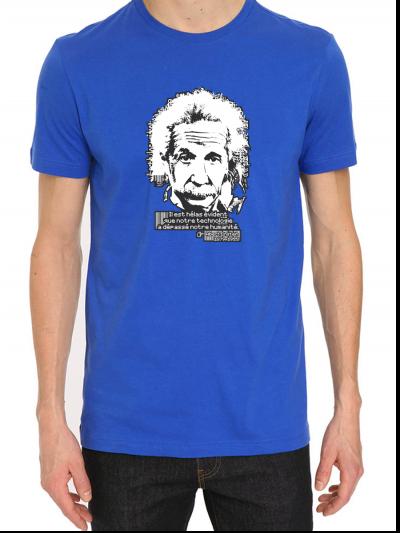 """T-shirt homme """"einstein"""""""