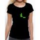 "T-shirt femme ""A contre sens"""