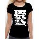 """T-shirt femme """"Quarante deux"""""""