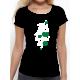 "T-shirt femme ""esprit saint"""