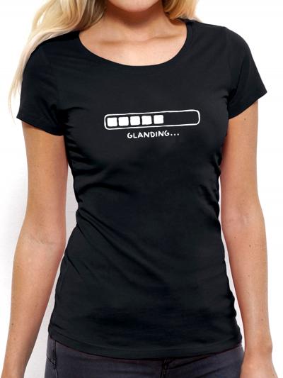 """T-shirt femme """"Glanding"""""""