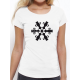 """T-shirt femme """"Ici et maintenant"""""""
