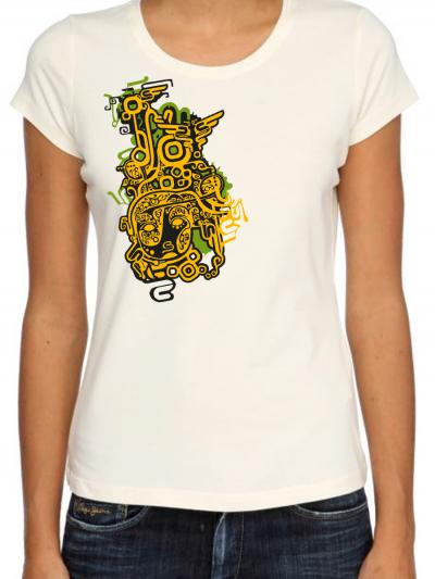"T-shirt femme ""Incas"""