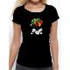 "T-shirt femme ""Libre"""