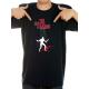 """T-shirt homme """"Lève toi white"""""""
