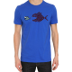 "T-shirt homme ""Poissons unis """