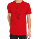 """T-shirt homme """"Sur le fil"""""""