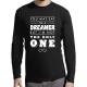 "T-shirt manches longues homme ""Dreamer"""