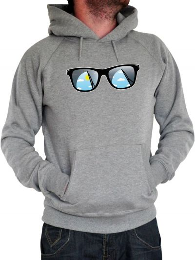 "Sweat homme ""Lunette"""