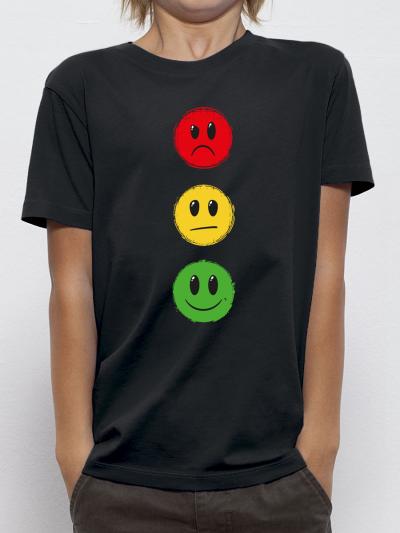 """T-shirt enfant """"Feu tricolor"""""""