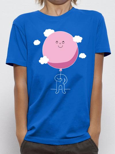 """T-shirt enfant """"La tête dans les nuages"""""""