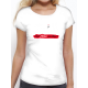"""T-shirt femme """"Plutot clown"""""""