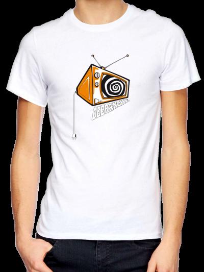 """T-shirt homme """"Debranche"""""""
