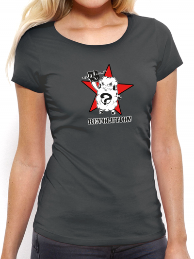 """T-shirt femme """"Révolution"""""""