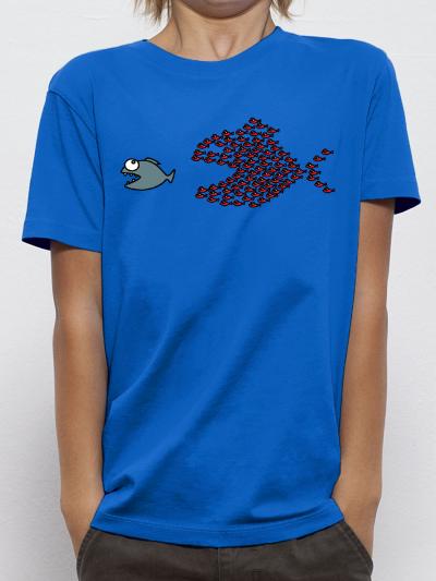 "T-shirt enfant ""Poissons"""