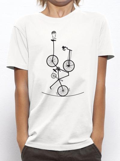 """T-shirt enfant """"Sur le fil"""""""