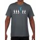 """T-shirt homme """"vivre"""""""