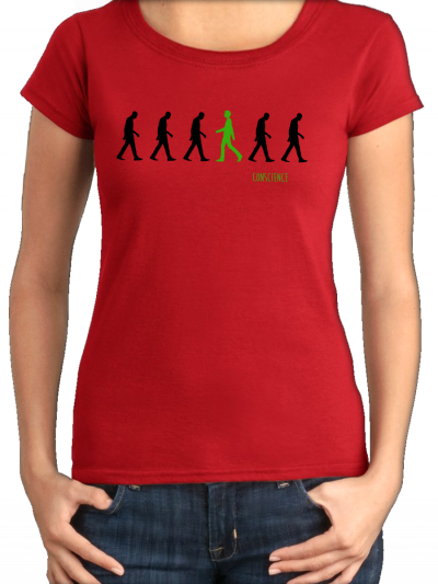 "T-shirt femme ""Contre sens"""