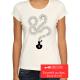 """T-shirt femme """"Ouvrir son esprit"""""""