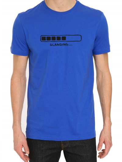 "T-shirt homme ""GLANDING N"""