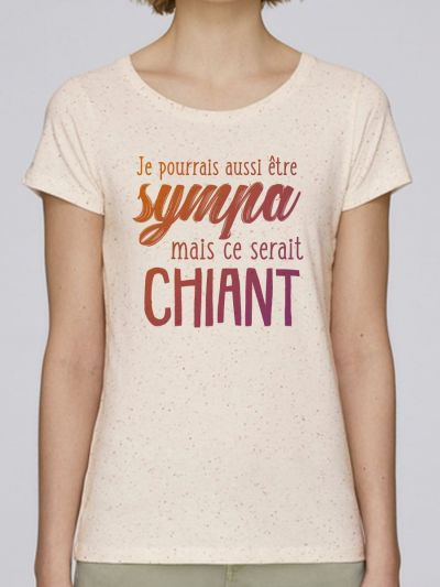 "T-shirt femme ""Madame parfaite"""