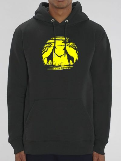 "Sweat homme ""Girafe"""