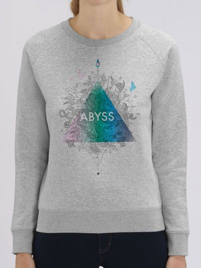 """Sweat femme """"Abyss"""""""