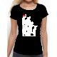 """T-shirt femme """"ca pourrait être pire"""""""