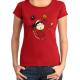 """T-shirt femme """"chasser les idées noires"""""""