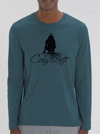 """T-shirt manches longues homme """"roost"""""""