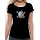 """T-shirt femme """"colloc à Terre"""""""