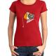 "T-shirt femme ""Débranche"""