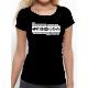 """T-shirt femme """"évolution"""""""