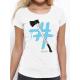 "T-shirt femme ""Hachetag"""
