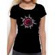 """T-shirt femme """"Le vrai soleil"""""""