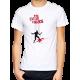"T-shirt homme ""Lève toi black"""