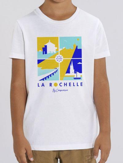 """T-shirt enfant """"LA ROCHELLE"""""""