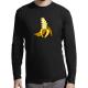"T-shirt manches longues homme ""Banane"""