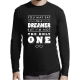 "T-shirt manches longues homme ""Dreamer"""