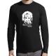 "T-shirt manches longues homme ""Einstein"""