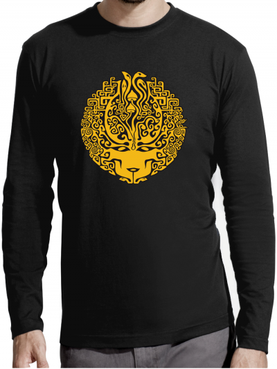 """T-shirt manches longues homme """"Psyco"""""""
